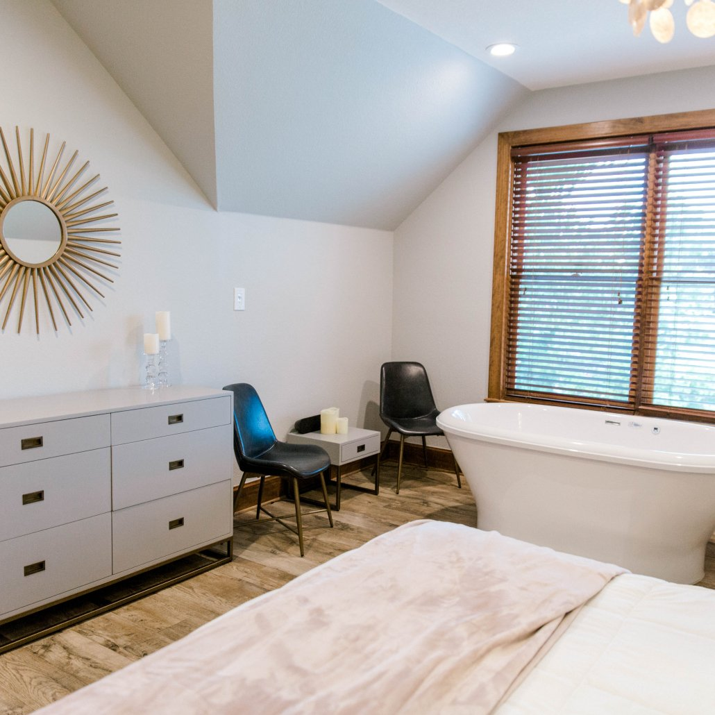 Suite at Grapevine birthing center